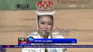 Kevin Liliana Dari Indonesia Menjadi Miss International 2017 NET24