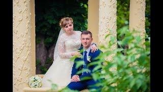 Свадебная прогулка Василия и Анны г. Лабинск