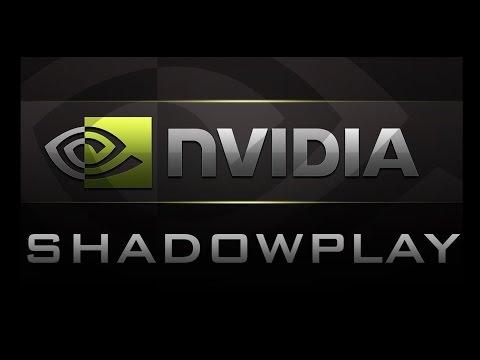 how do i use nvidia shadowplay