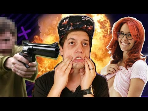 Extrem eifersüchtiger Fan will Youtuber erschießen..
