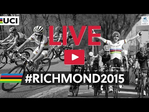 Full Replay | Men's Elite Individual Time Trial | 2015 Road World Championships – Richmond, USA