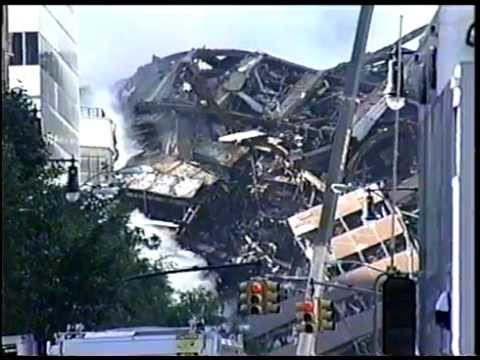 9/11: A report from Tribeca in New York on the week of September 11, 2001, locals react