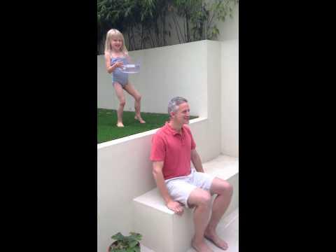 ALS Ice Bucket Challenge - Kris