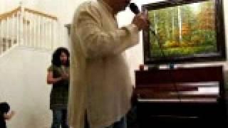 Wahan Kaun hai Tera karaoke june 019