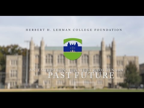 2015 Lehman College Leadership Awards Dinner - Student Scholarship Video