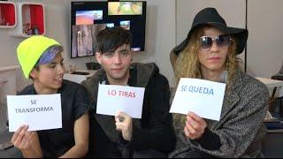 SE TIRA, SE QUEDA O SE TRANSFORMA feat. Diego Dom, Silvertronic & Varsot