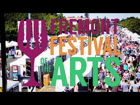 2018 Fremont Festival of the Arts - 1 Min Promo