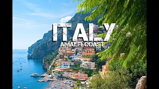 10 Best Places to Visit in Italy - Amalfi Coast 2020