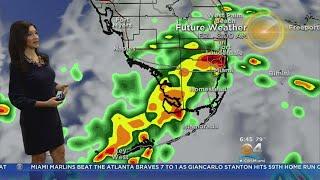 CBSMiami.com Weather @ Your Desk 9/29 7AM
