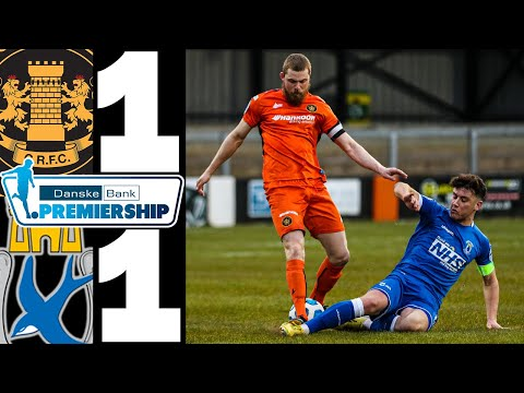 Carrick Rangers Dungannon Goals And Highlights