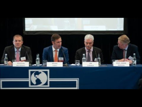 2019 12th Annual Shipping & Marine Services Forum - Capital Markets