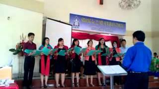 Jabur Saloe Singers - You are the Light - Tom Fettke.flv