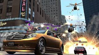 GTA 4 Episodes from Liberty City - Multiplayer Test (Gameplay) [reupload]