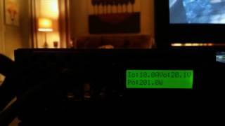 Tornado F5 Power Draw Test - 3DMark Time Spy