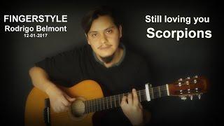 Still loving you Scorpions Fingerstyle Rodrigo Belmont