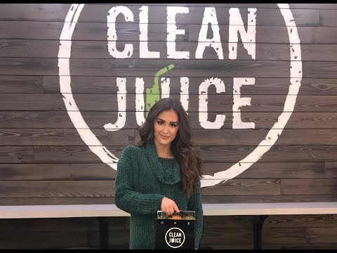 CLEAN JUICE VLOG