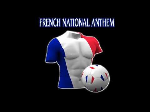 French National Anthem World Cup 2010 France South Africa Soccer Football