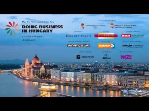 Doing Business in Hungary Forum `15 (Eng)