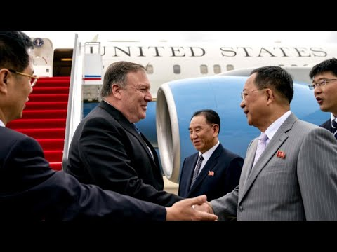 What can we expect from Pompeo's North Korea meeting?
