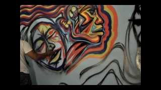 Corey Barksdale Midtown Atlanta Art Gallery & Music by Nashville Music Producer Lloyd Barry