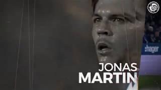 Jonas Martin 3e meilleur joueur de la saison 18/19