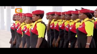 First two commercial SGR passenger trains begin service
