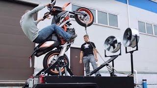 Вилли Машина Stuntex  - Wheelie Machine