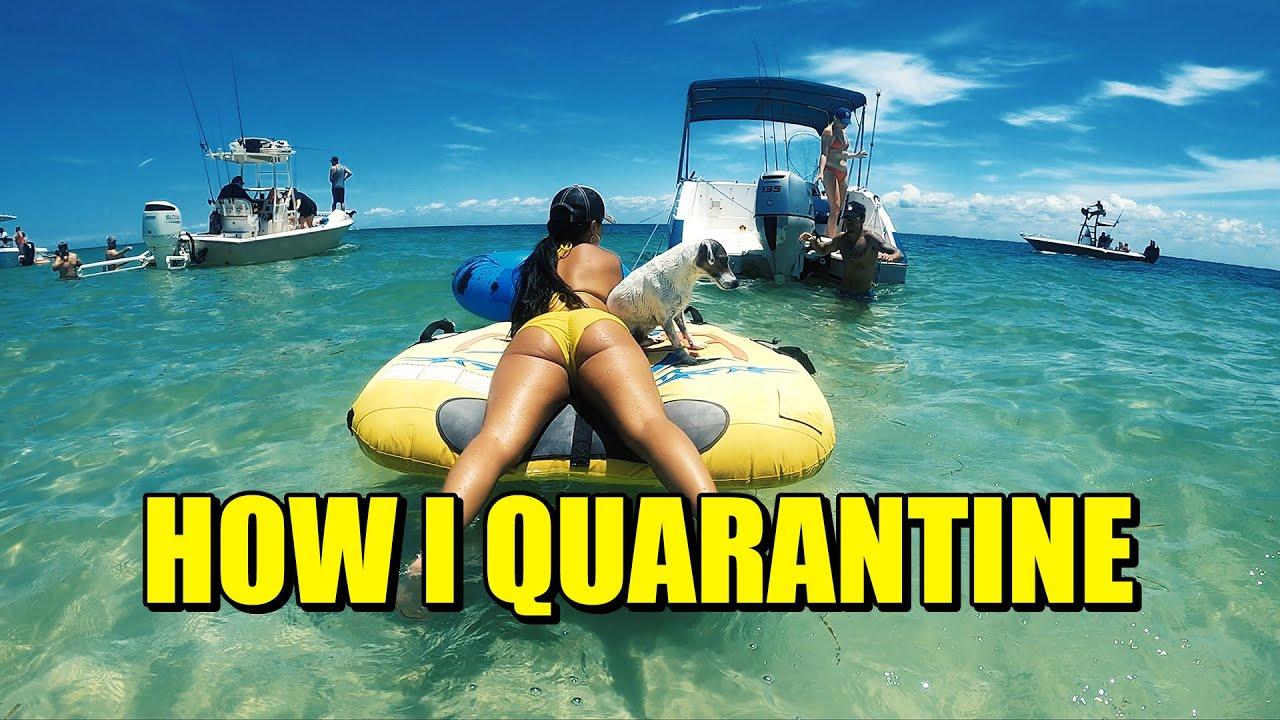 How I Quarantine! The BEST Way To COVID-19 Quarantine!