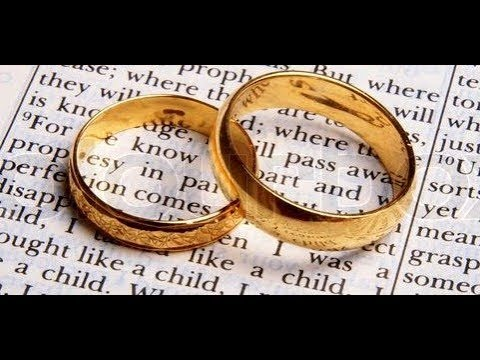 1 Peter 3: Husbands and wives; Marriage, Divorce, Remarriage in Church