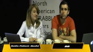 2017 North American Scrabble Championship day 1