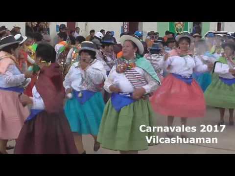 vilcashuaman 2017 carnavales