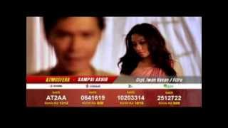ATMOSFERA - SAMPAI AKHIR official video clip (full song) with RBT codes