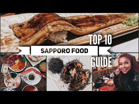 Top 10 Sapporo Food Guide | The Best of Japanese Cuisine | JAPAN | More on BiancaValerio.com