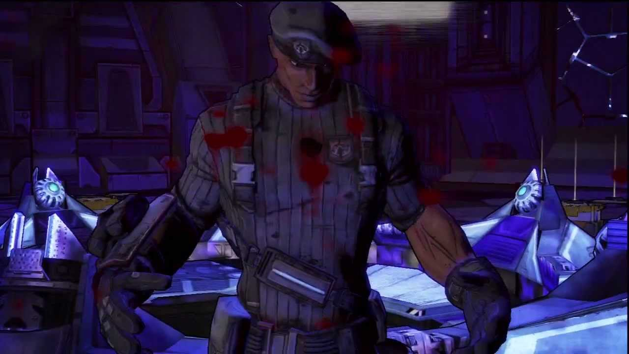 Roland Borderlands 2 Death