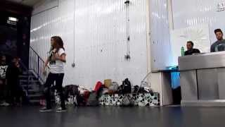 Chachi Gonzales Workshop 'Like A Boy' - Steven Thompson Solo