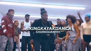 Masterkraft, Dj Maphorisa, CDQ- Hello Choreography by Wendell Bullen kingkayakdanca