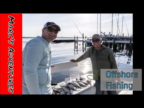 Marc & Kellie's Offshore Florida Fishing Charter 12/16/17