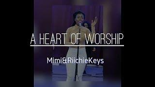 AYEI AYEI AYEI (AGYA MEBO WO MMERANE) | A HEART OF WORSHIP ~ Mimi&RiichieKeys