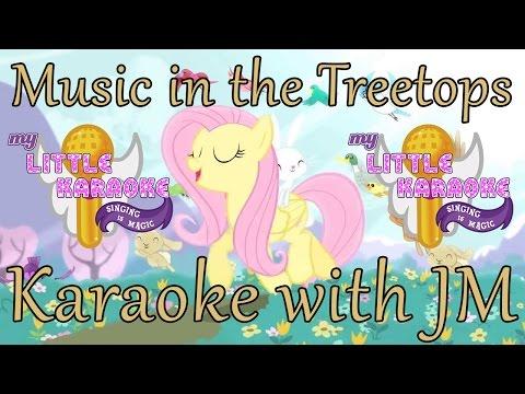 (MLK) Music in the Treetops By Daniel Ingram - Karaoke with JM