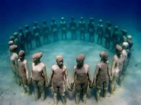Непознанный подводный мир.