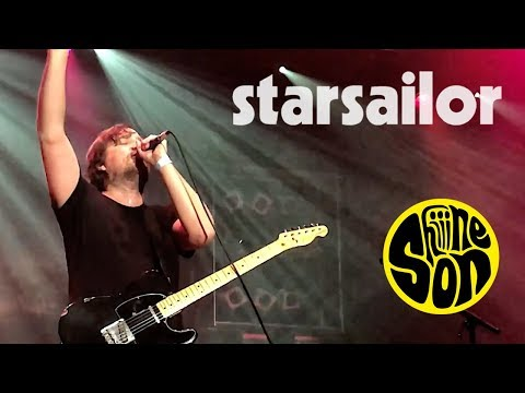 Starsailor - Poor Misguided Fool : Live @ Shiiine On Weekender 2017