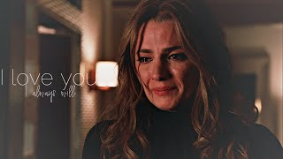 Castle & Beckett -  I love you. I always will [+8x02]