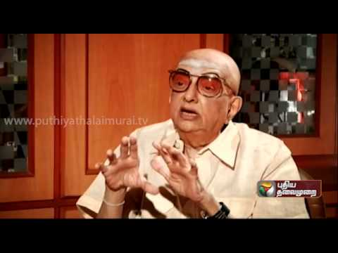 Exclusive Interview With Cho Ramaswamy In Agni Paritchai - Part 2