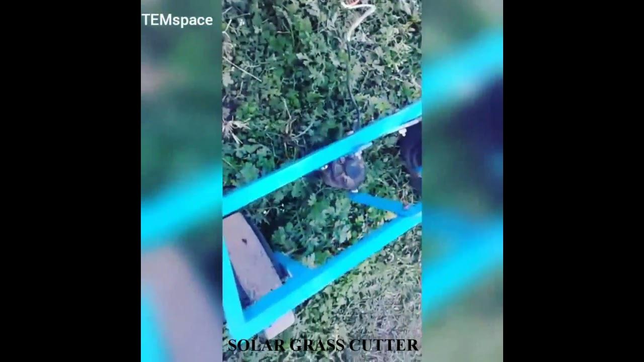 Download SOLAR GRASS CUTTER