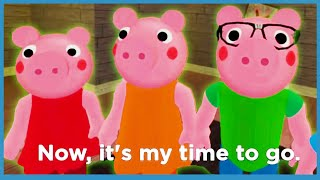 ROBLOX PIGGY 2 ENDING... (Piggy Custom Map)