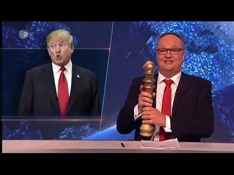 Trump Heute Show