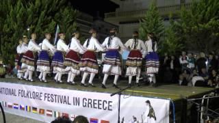 Международния фолклорен фестивал Паралия Катерини 2015 Веселяци Плевен(, 2015-09-28T22:21:45.000Z)