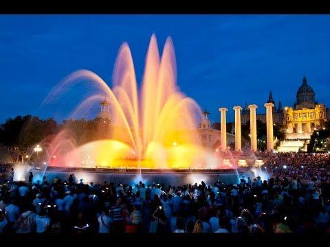 The Magic Fountain     Barcelona