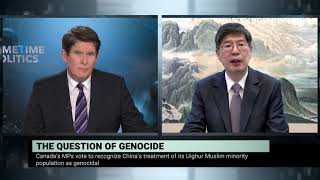 China's ambassador to Canada responds to MPs' vote on Uighur genocide