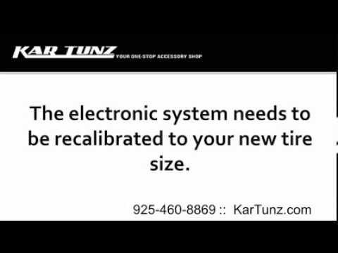 Custom Wheels and Tires - Kar Tunz in Pleasanton, California
